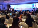 65th IPI World Congress 2015 opens at the Chatrium Hotel in Yangon on March 27, 2015. Photo: Malik Ayub Sumbal/Twitter